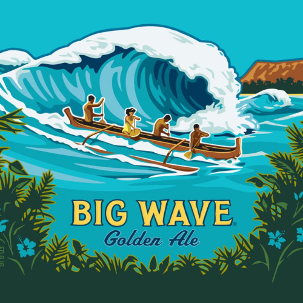 Kona – Big Wave Golden Ale